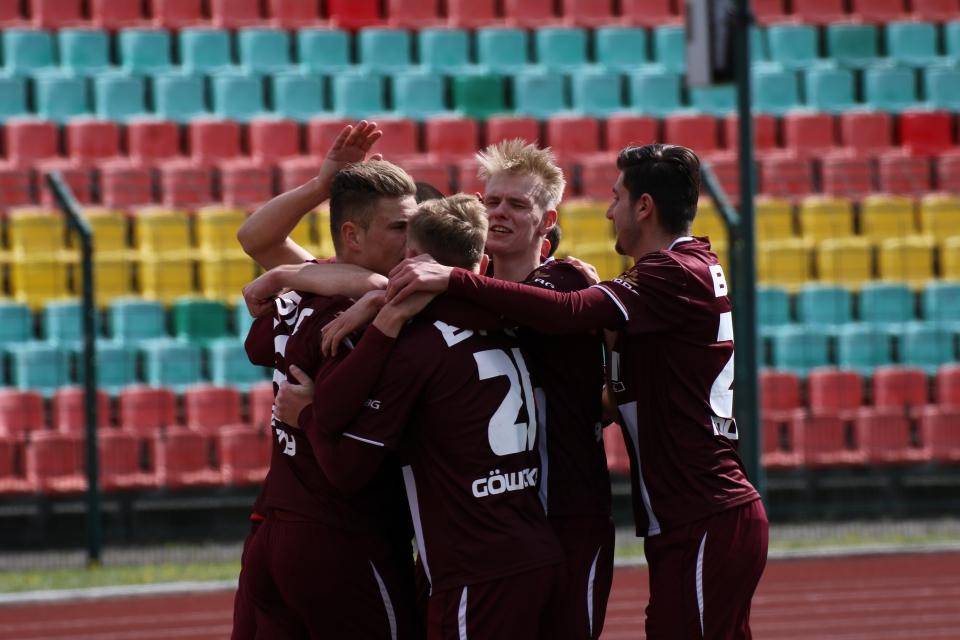 Nach zuletzt sechs sieglosen Spielen in Folge, hatten die Dynamos mal wieder einen Grund zu jubeln..