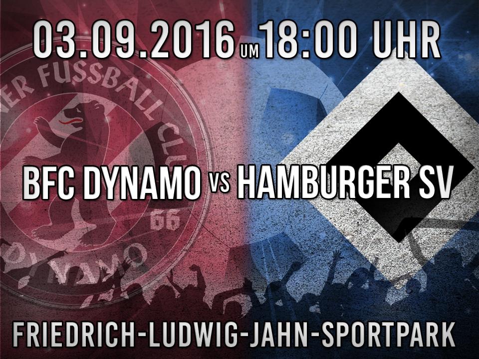 50 Jahre BFC Dynamo: Wir feiern mit Euch zusammen!