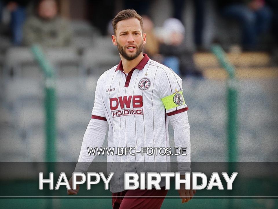 Geburtstag: Kapitän Ronny Garbuschewski feiert 35.