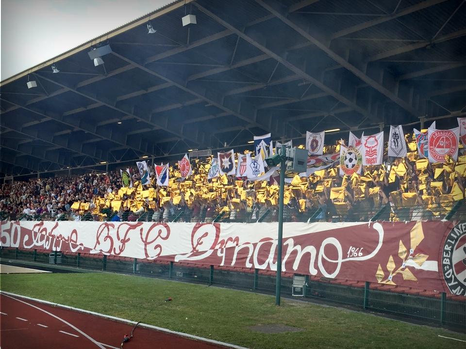 50 Jahre BFC Dynamo!