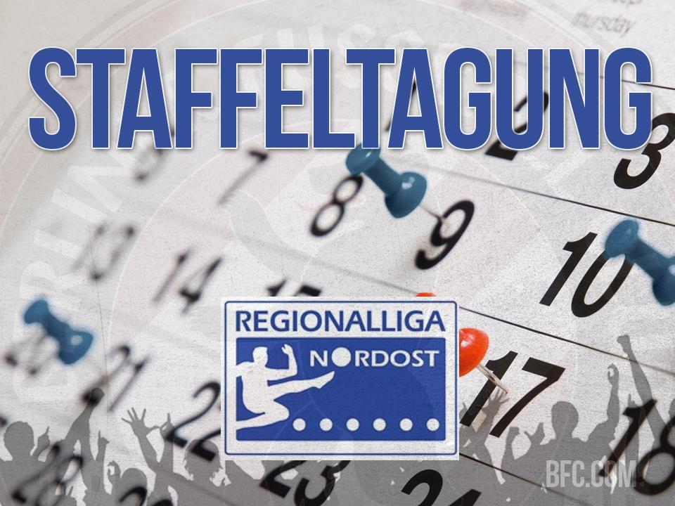 Staffeltagung der Regionalliga Nordost