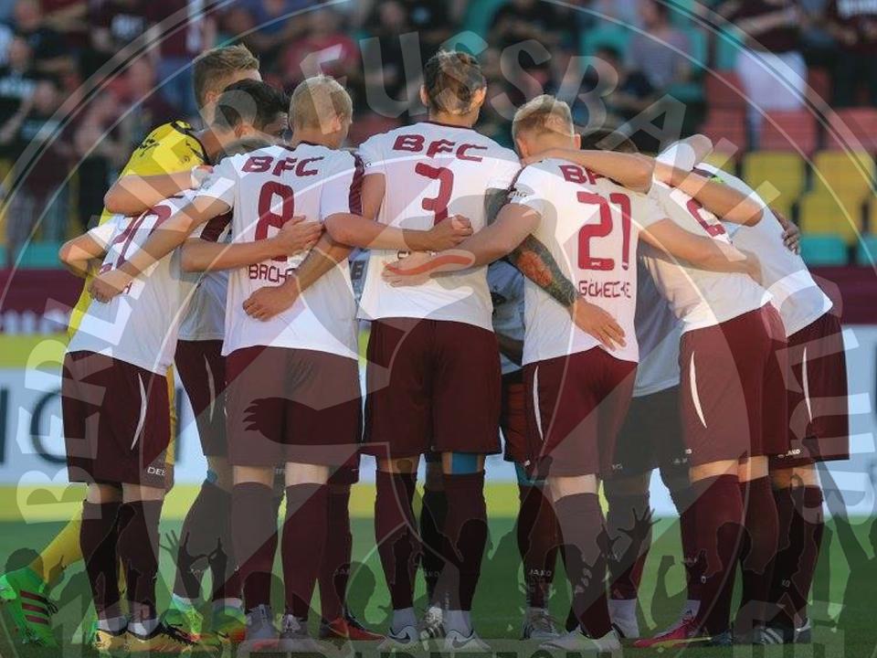 FC Energie Cottbus - BFC DYNAMO 25.2.2017 14:00 Uhr
