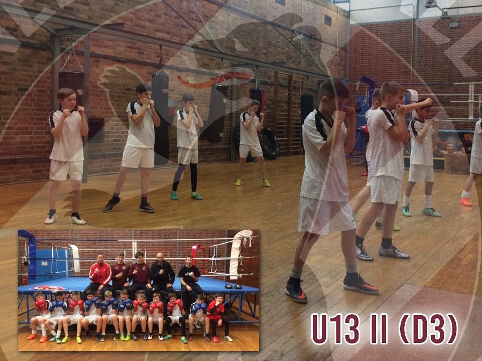 U13 II (D3) - Training einmal anders