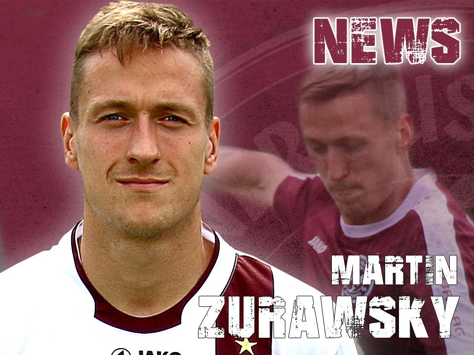 Martin Zurawsky verlässt den BFC Dynamo