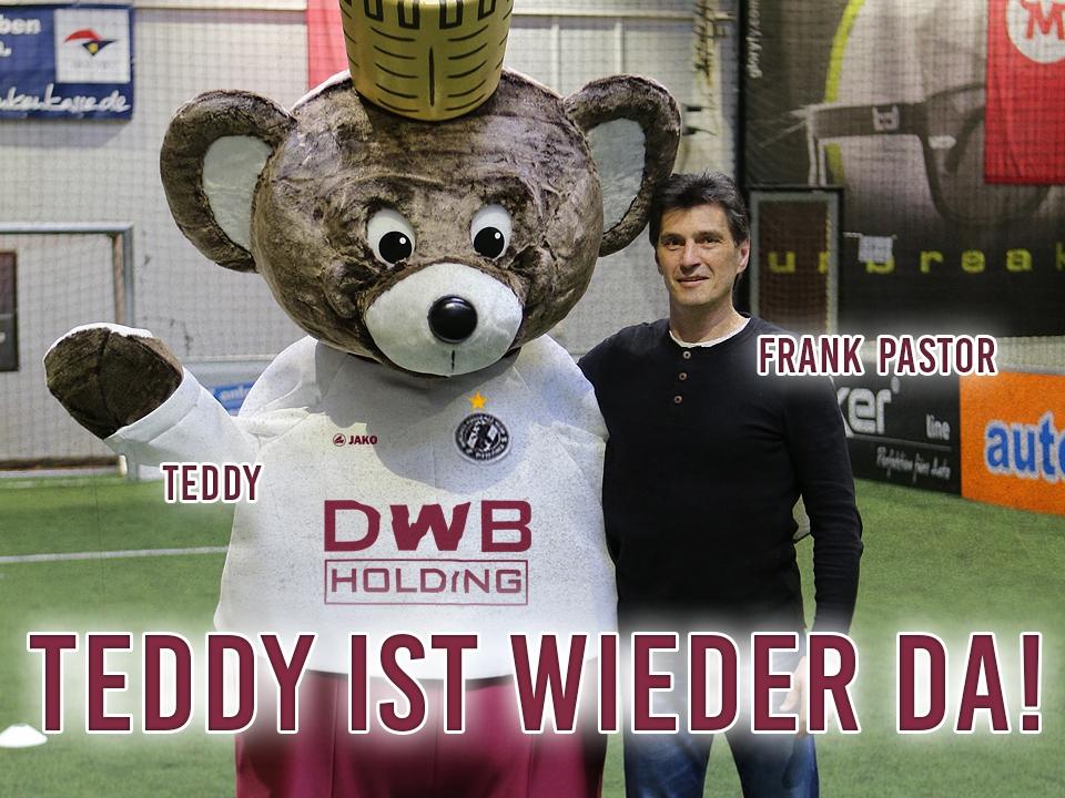TEDDY ist wieder da!
