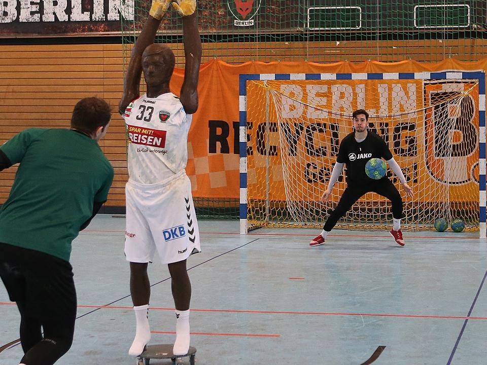 Hendl meets Handball-Bundesliga
