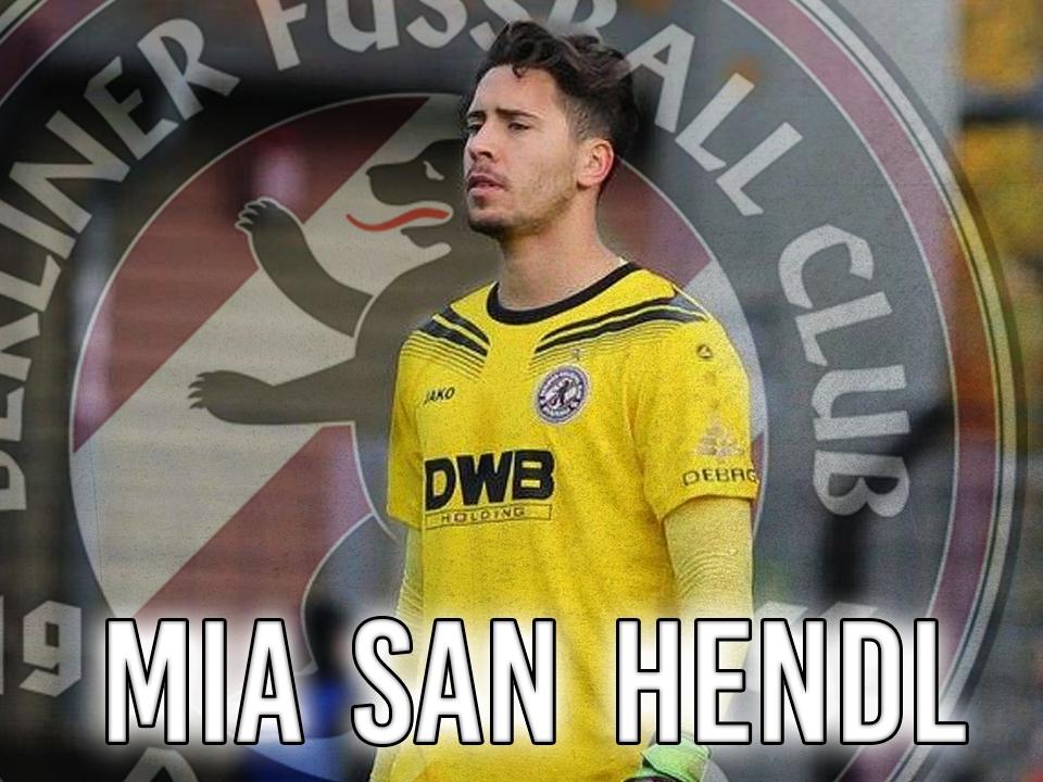 Bernhard Hendl verlängert um ein weiteres Jahr
