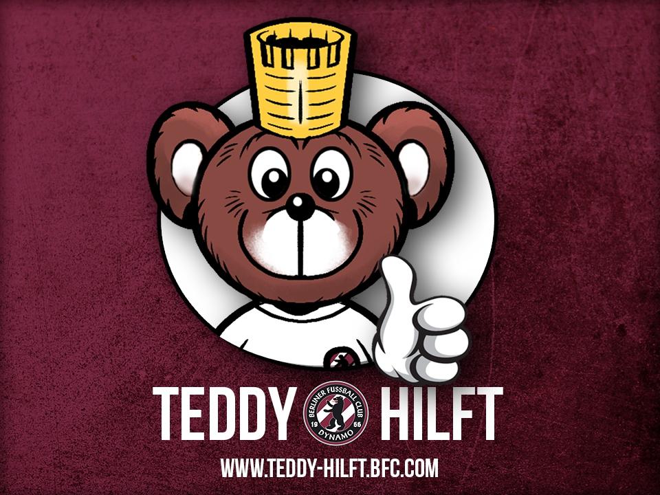 TEDDY HILFT - DEUTSCHE KINDERKREBSHILFE