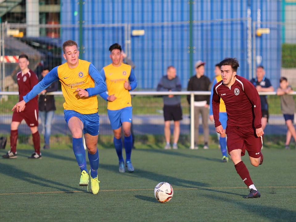 Arjan Duraj erzielte das wichtige 3:1