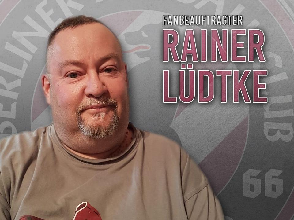Fanbeauftragter: Rainer Lüdtke