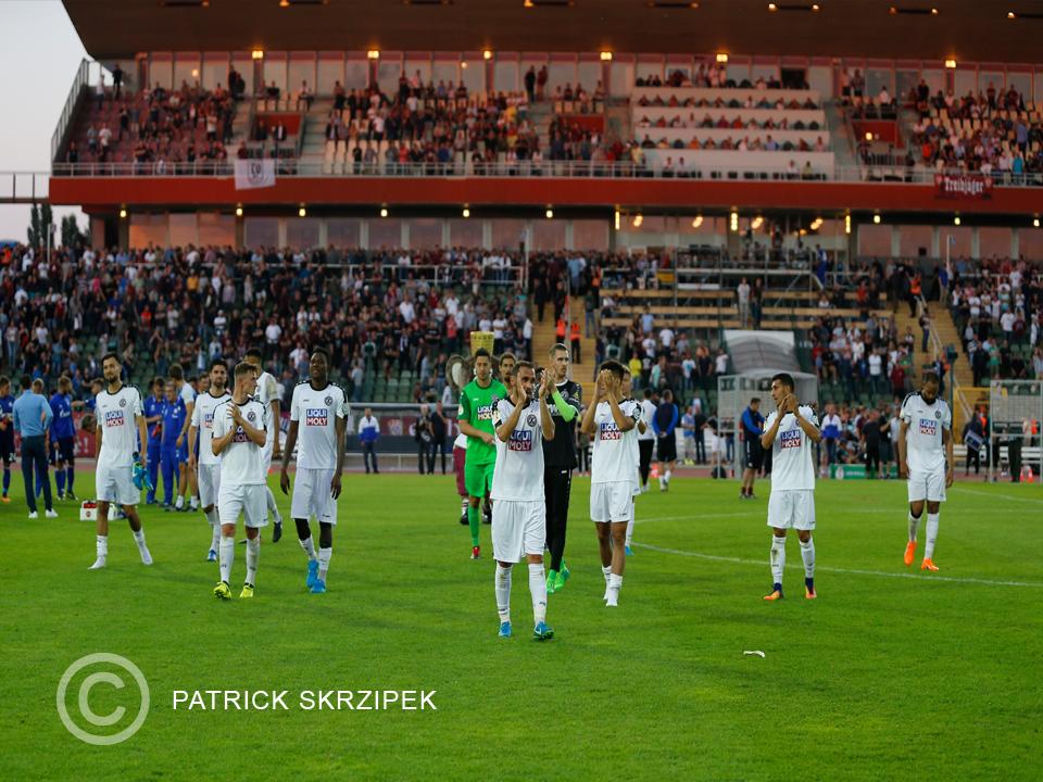 Zeigten gemeinsam eine starke Leistung gegen Schalke 04