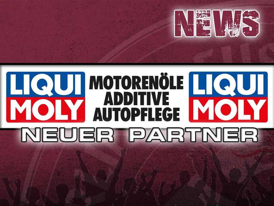 LIQUI MOLY - Neuer Partner des BFC DYNAMO e.V.