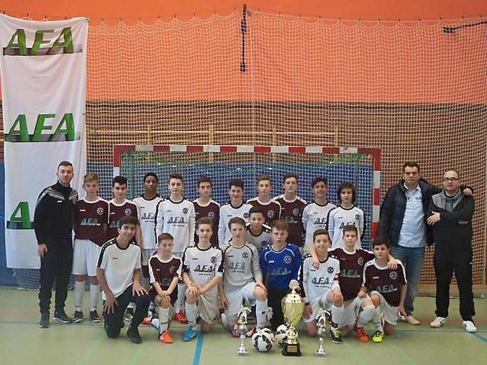 C2 AFA - CUP 2016
