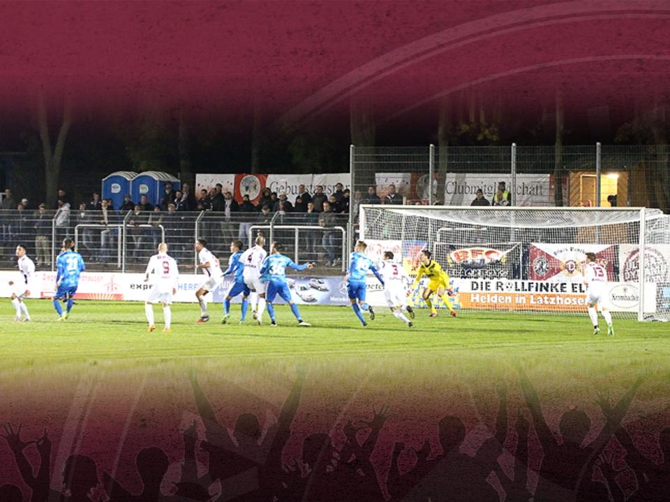 Nordhausen - BFC DYNAMO 1:0