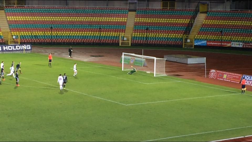 Srbeny per Foulelfmeter zur zwischenzeitlichen 3:0-Führung