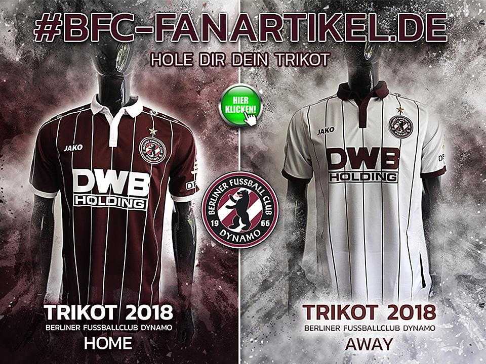 BFC DYNAMO - Regionalliga 2018/2019 - NEWS