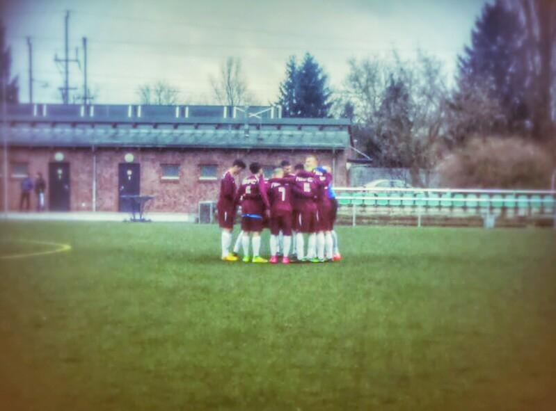 U19 erzielt zum Rückrundenstart ein 3:2 beim SC Staaken