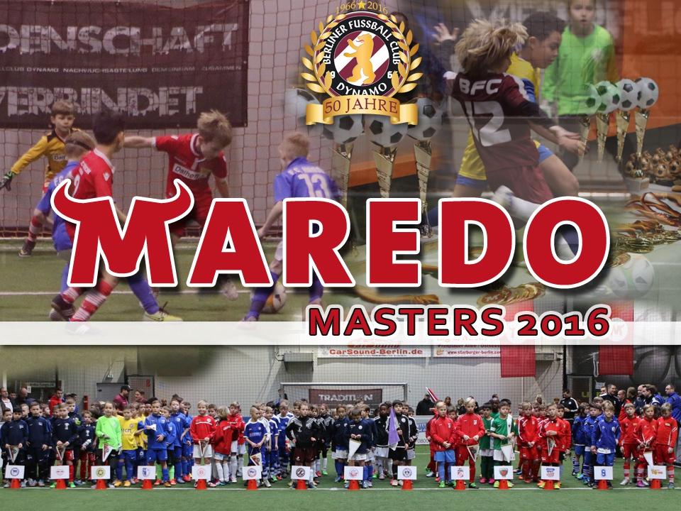 MAREDO MASTERS 2016 Finalrunde