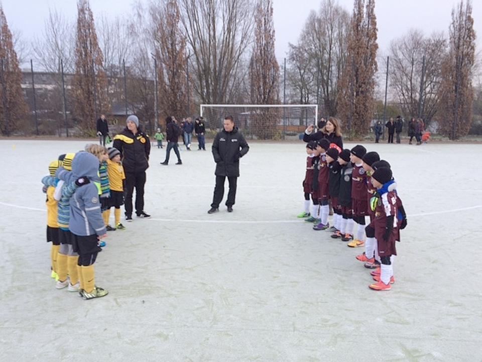 U9 Letztes Hinrundenspiel bei BSV Victoria Friedrichshain