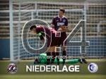 0:4-Niederlage: BFC Dynamo wie ausgewechselt