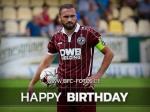 Bilal Cubukcu feiert seinen 32. Geburtstag
