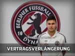 Kaderplanung: Deniz Citlak verbleibt beim BFC Dynamo