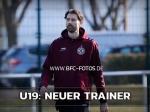 U19: Mit Roland Benschneider in die Zukunft