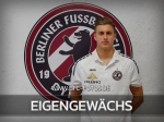 Kaderplanung: Steve Braun schafft Sprung ins Regionalliga-Team