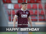 Grund zum Feiern - Max Grundmann wird 21