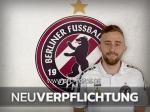 Kaderplanung: Jetzt schlägts 13 - BFC Dynamo verpflichtet Marvin Kleihs
