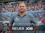 Neuer Job für René Rydlewicz - Co-Trainer bei der U20 des DFB