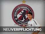 BFC Dynamo verpflichtet Takahiro Tanio vom FSV 63 Luckenwalde