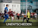 2:2 beim Testspielauftakt gegen die kleine Hertha