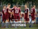 Testspiel: BFC Dynamo lässt Sparta Lichtenberg keine Chance