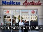 Medicus Apotheke erweitert sein Engagement