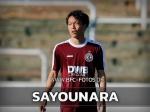 Sayounara! Takahiro Tanio