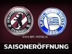 Saisoneröffnung gegen die Sp.Vg. Blau-Weiß 90 Berlin