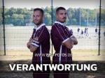 Verantwortung: Garbuschewski & Pollasch führen die Mannschaft