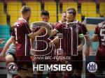 BFC Dynamo mit Auftaktsieg - 3:1 gegen den SV Babelsberg 03