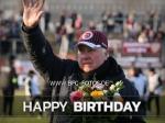 Ehrenspielführer Frank Terletzki wird 69 - Tucker feiert