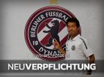 Neuzugang: BFC Dynamo verpflichtet Kosuke Hatta