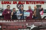 BFC Dynamo gewinnt 10.000 Euro vom Berliner Rundfunk