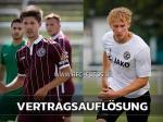 Trennung: Julian Hodek & Luca Radecke verlassen den BFC Dynamo