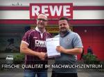 Ricardo Steinbrück oHG sorgt für frische Qualität im Nachwuchszentrum
