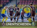 0:0 gegen Lok - Gemeinsam zum Punktgewinn