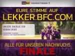 Fotofinish: BFC Dynamo zieht ins Finale des Lekker-Vereinswettbewerbs ein