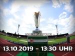 AOK-Landespokal: Anstoßzeit eine Stunde vorverlegt