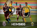 2:0 - BFC Dynamo siegt mit viel Geduld