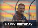 Führte BFC zum Pokalsieg 2015 - Thomas Stratos wird 53