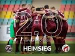 2:0-Heimsieg - BFC zurück in der Erfolgsspur